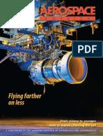 Revista Aerospace America de Julho-Agosto de 2011