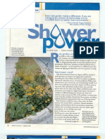 Michigan; Shower Power, Rain Gardens - Rain Gardens of Western Michigan