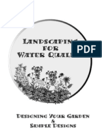 Michigan; Landscaping For Water Quality - Rogue River Watershed Project