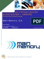 Virtualizacion Blade + VMW Moda