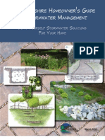 New Hampshire; Homeowner's Guide to Stormwater Management
