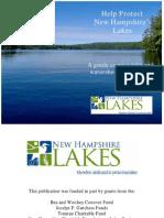 New Hampshire; Manual on Wise Lake and Watershed Stewardship - New Hampshire Lakes Association