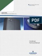 Liebert PEX - Condenser Technical Manual - AP11ENT-PEXCondenserV1-TDM