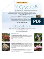 New Hampshire; Rain Garden Landscape Design