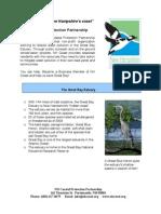 New Hampshire; Rain Gardens - NH Coastal Protection Partnership
