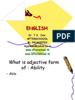 28 May Basic English
