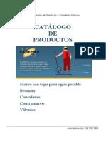 Catalogo FAREMEX Agua Potable