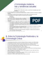 Tema5 La Criminologia Moderna
