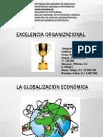 Excelencia Organizacional