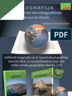 prezentacije za udzbenik geografije 8. devetogodisnje osnovne škole konacno