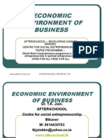 2 August Economiic Environment of Business