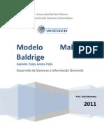 Malcon Baldrige