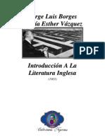 1965 - Introducción A La Literatura Inglesa (Colaboración Con María Esther Vásquez)