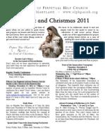Advent Booklet 2011 v2