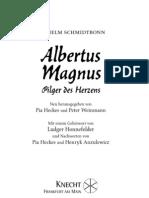 Albertus Magnus - Wilhelm Schmidtbonn