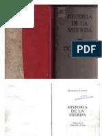 Historia de La Mierda_Dominique Laporte