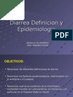 Definicion y Etilogia de La Diarrea Part 1