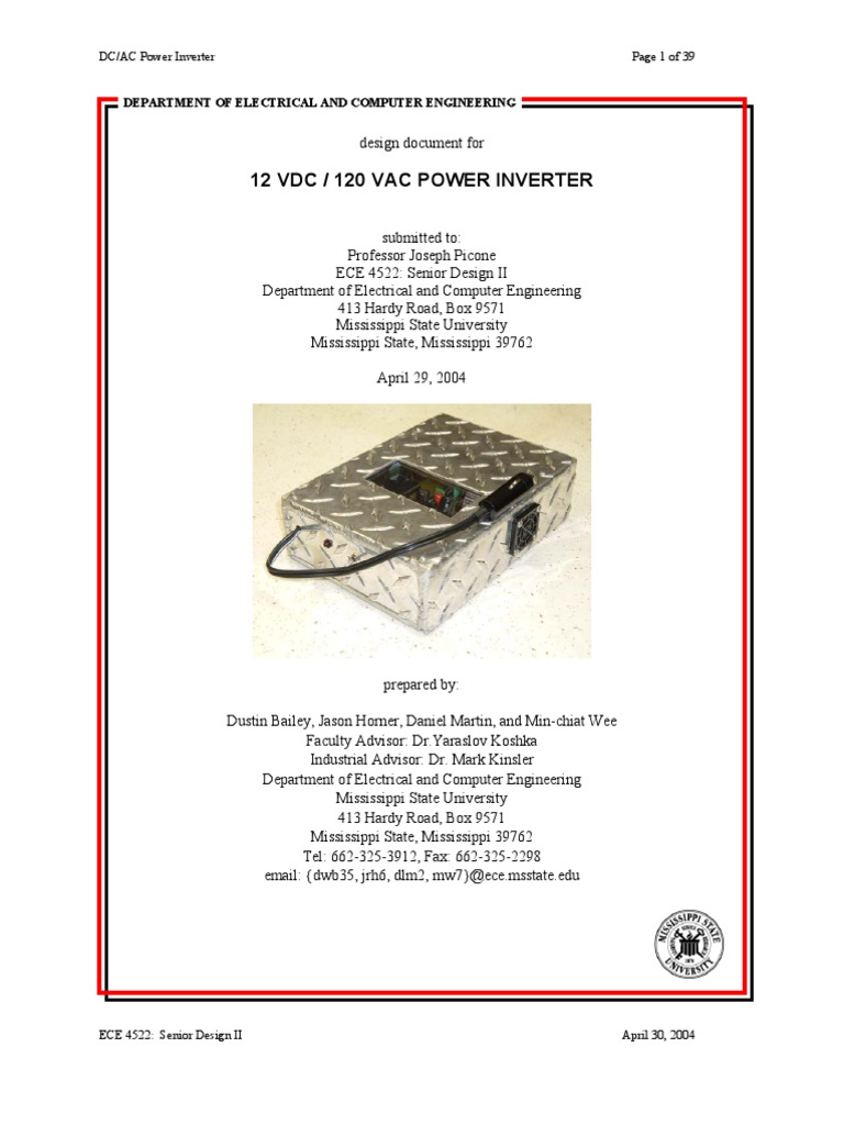 Power Inverter Hard Ware Design Supply With Atx Schematic As Well Circuit Diagram