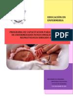 Programa de Educacion en Enfermeria