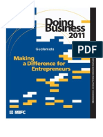 Doing Business in Guatemala 2011