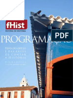 Programacao FHIST