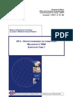 Mecanique Et Rdm - Exercices Tome 1