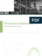 Business Agility Through Your IT Service - Infrastructure ion
