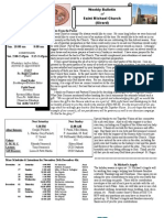 St. Michael's November 27, 2011 Bulletin