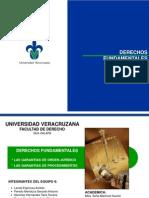 Garantía de Orden Jurídico Y Procedimientos en el Derecho Mexicano