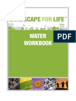 Landscape for Life - Water Workbook