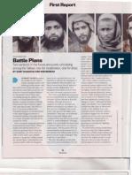 afghanistan battle plans