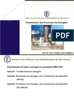 Aula Completa de Usinagem - 75 Paginas