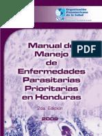enfermedades parasitarias honduras 2009