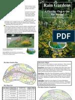 Oregon; Rain Garden Brochure - Medford