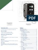 OT-606 - User Manual - Spanish