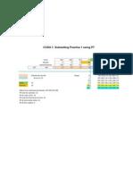 CCNA 1 Sub Netting Practice 1 Using PT
