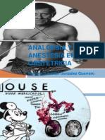 Anestesia y Analgesia en Obstetricia