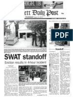 Gwinnett Daily Post - Eviction of Grabers