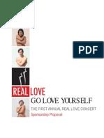Real Love Sponsorship Proposal