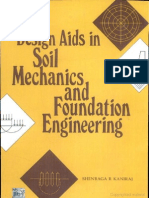 Design Aids in Soil Mechanics and Foundation Engineering (586-722)
