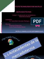 Presentación1mercadotecnia final