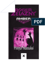 Amber X-Prinţul Haosului