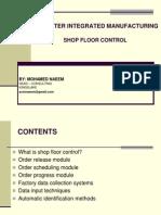 8- Shopfloor Control
