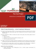 Thar Coal Workable Partnership