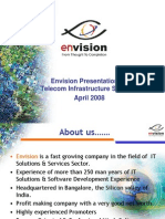 Envision Presentation on Telco Services April 2008