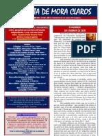 La Gazeta de Mora Claros nº 128 - 25112011