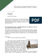 Ciudad de SantamarÍa de GuÍa, Un Paisaje Significativo Para La DifusiÓn de Valores de Sostenibilidad Desde La Pintura y La PoesÍa