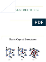 l1 Crystal Structure Growth
