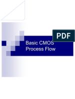 Process Flow in VLSI