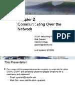 CCNA-CommunicatingOverTheNetwork